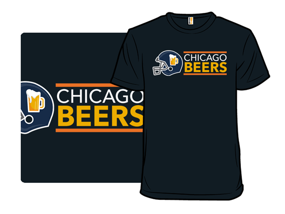 Chicago Beers T Shirt
