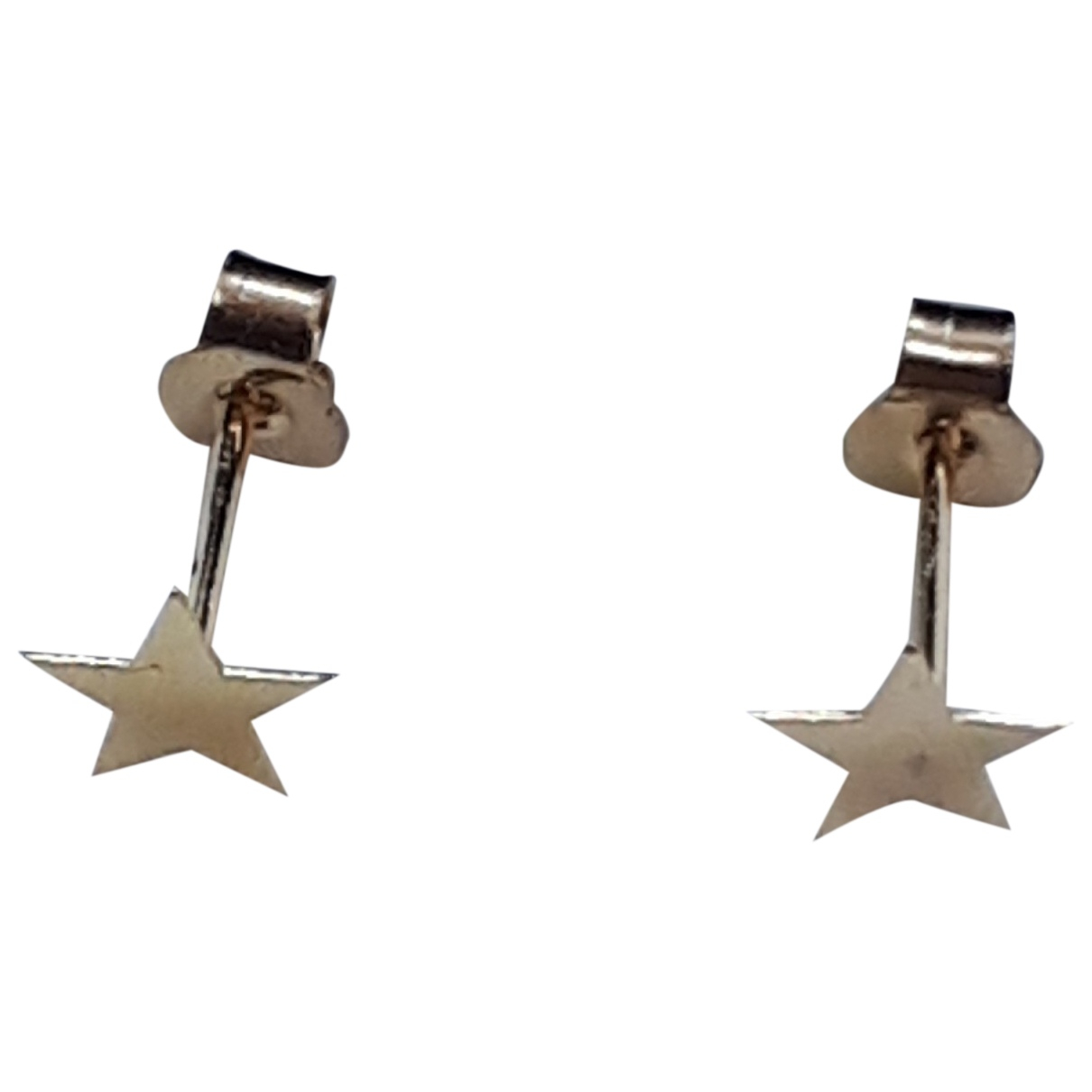 Autre Marque N Yellow Yellow gold Earrings for Women N