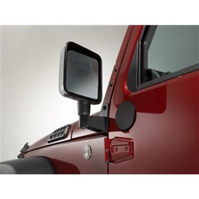 Jeep Mirror Relocation Brackets - 102504RR