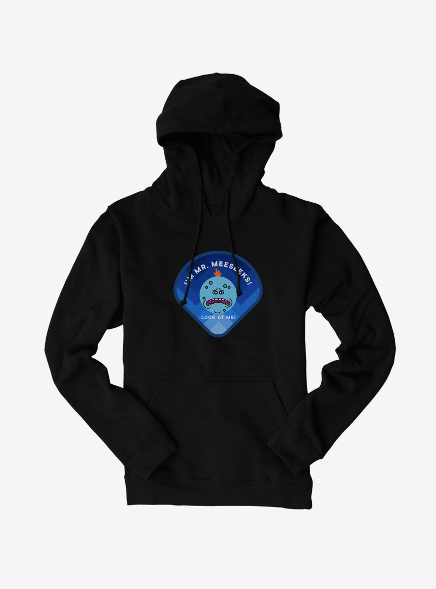Rick And Morty Look At Me Hoodie