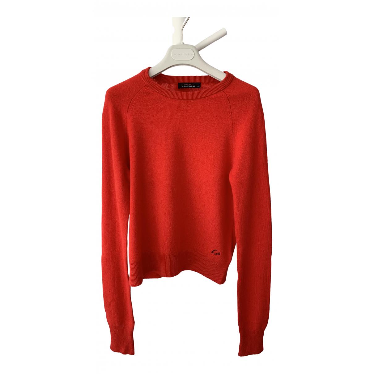 Equipment N Red Cashmere Knitwear for Women S International