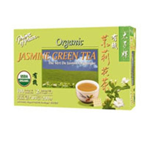 Premium Green Tea Jasmine 100bg by Prince Of Peace