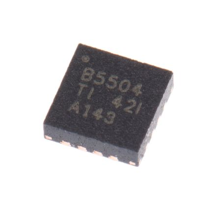 Texas Instruments BQ25504RGTT, 3, Boost Converter, Boost Converter, 1 MHz 16-Pin, QFN
