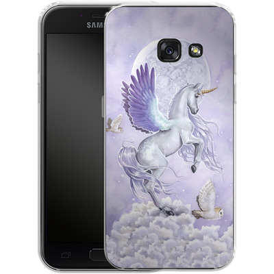 Samsung Galaxy A3 (2017) Silikon Handyhuelle - Selina Fenech - Moonshine von TATE and CO