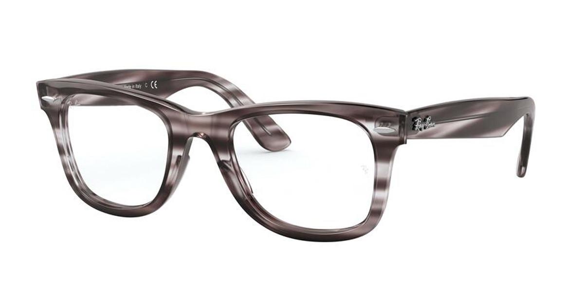 Ray-Ban RX4340V 5999 Men's Glasses Tortoise Size 50 - HSA/FSA Insurance - Blue Light Block Available