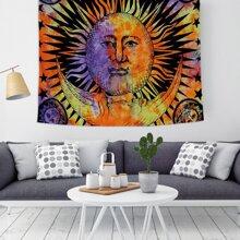 Sun Print Tapestry