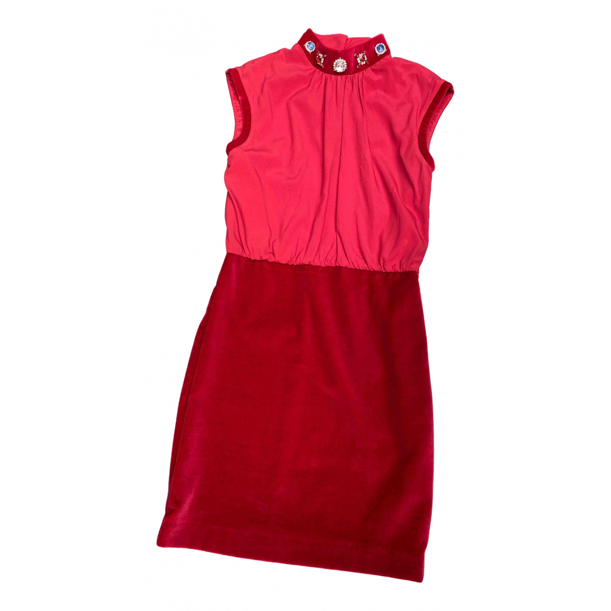 Mini vestido Moschino Love