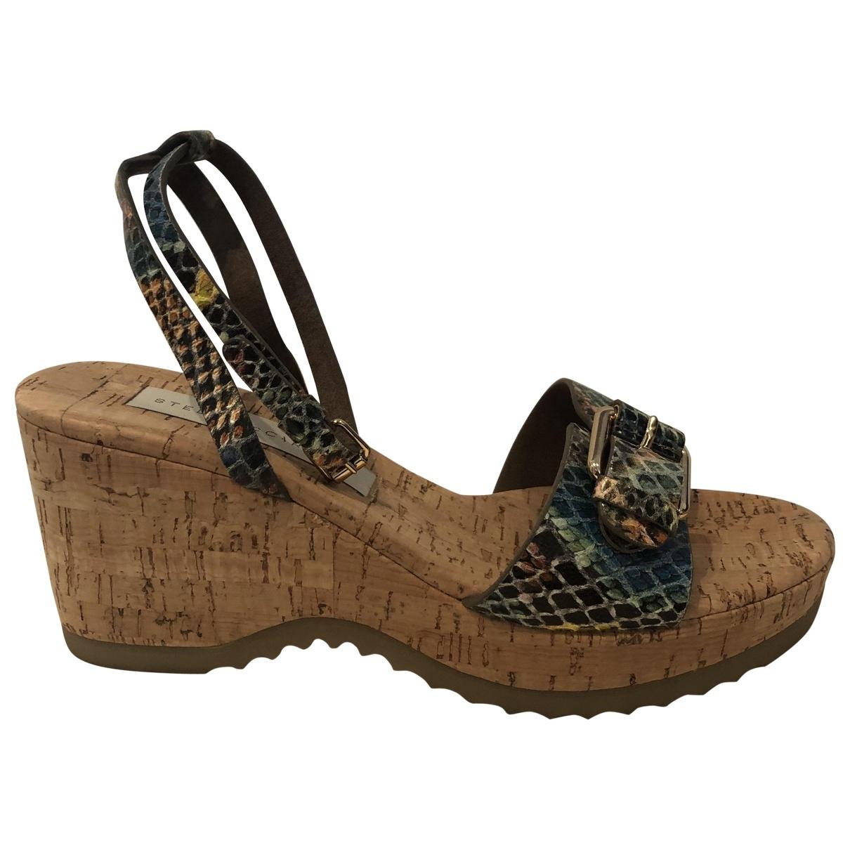 Stella Mccartney \N Multicolour Sandals for Women 37 EU