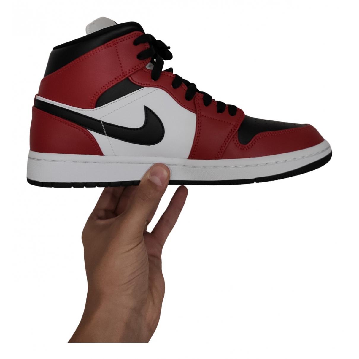 Jordan - Baskets Air Jordan 1  pour homme en cuir