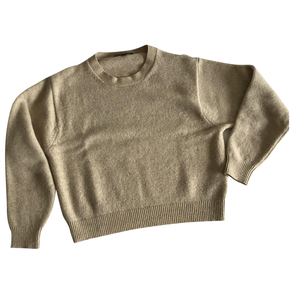 Uniqlo \N Beige Wool Knitwear for Women S International