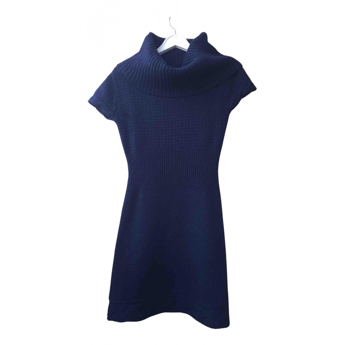 Gant \N Kleid in  Blau Kaschmir