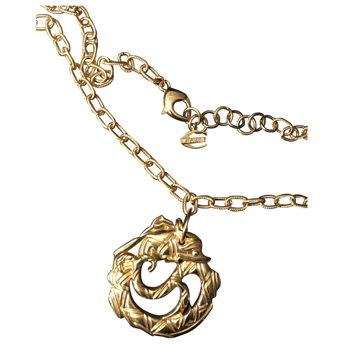 Just Cavalli \N Gold Gold plated Long necklace for Women \N
