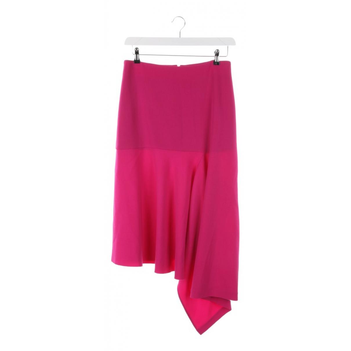 Balenciaga \N Red Wool skirt for Women 38 FR