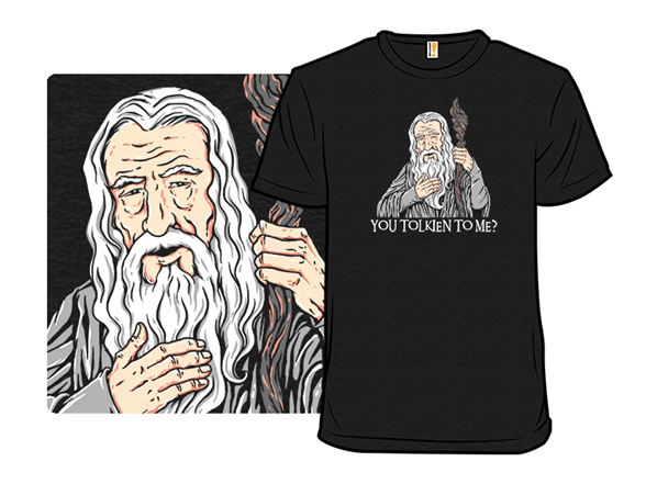 Gangsta Wizard T Shirt
