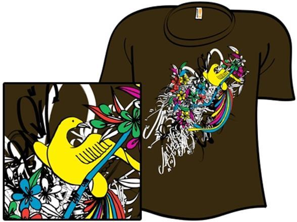 Paradisaea T Shirt