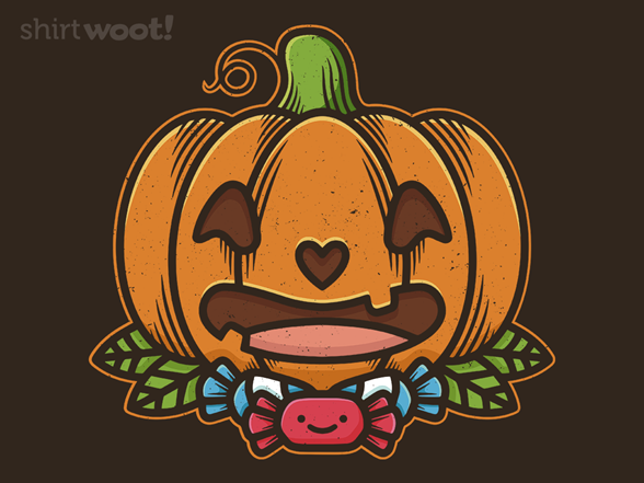 Happy Pumpkin T Shirt