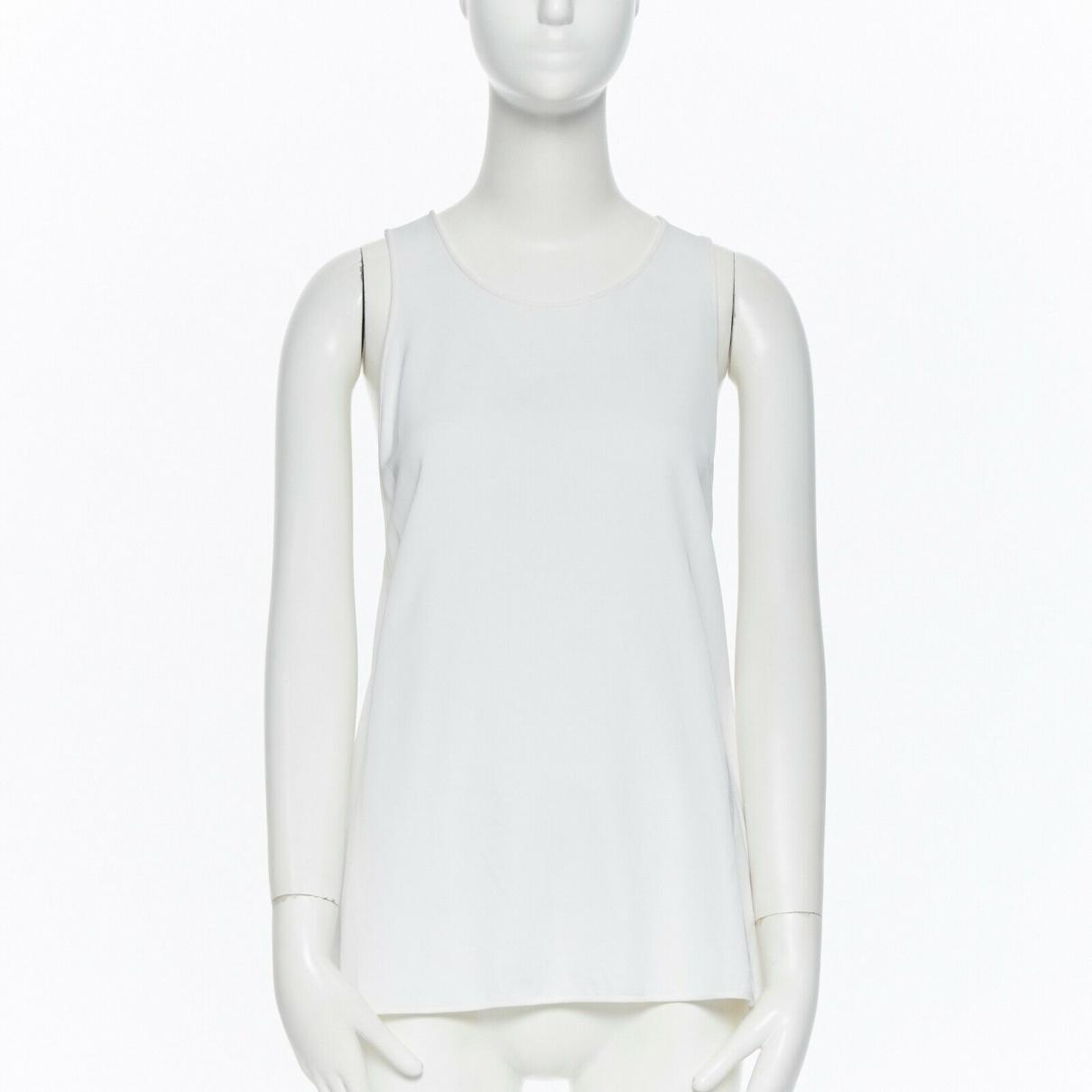 Alexander Wang \N White  top for Women 2 US