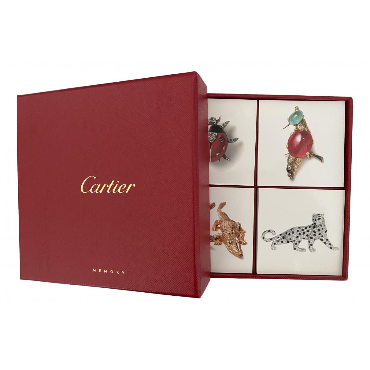 Cartier - Objets & Deco   pour lifestyle - multicolore