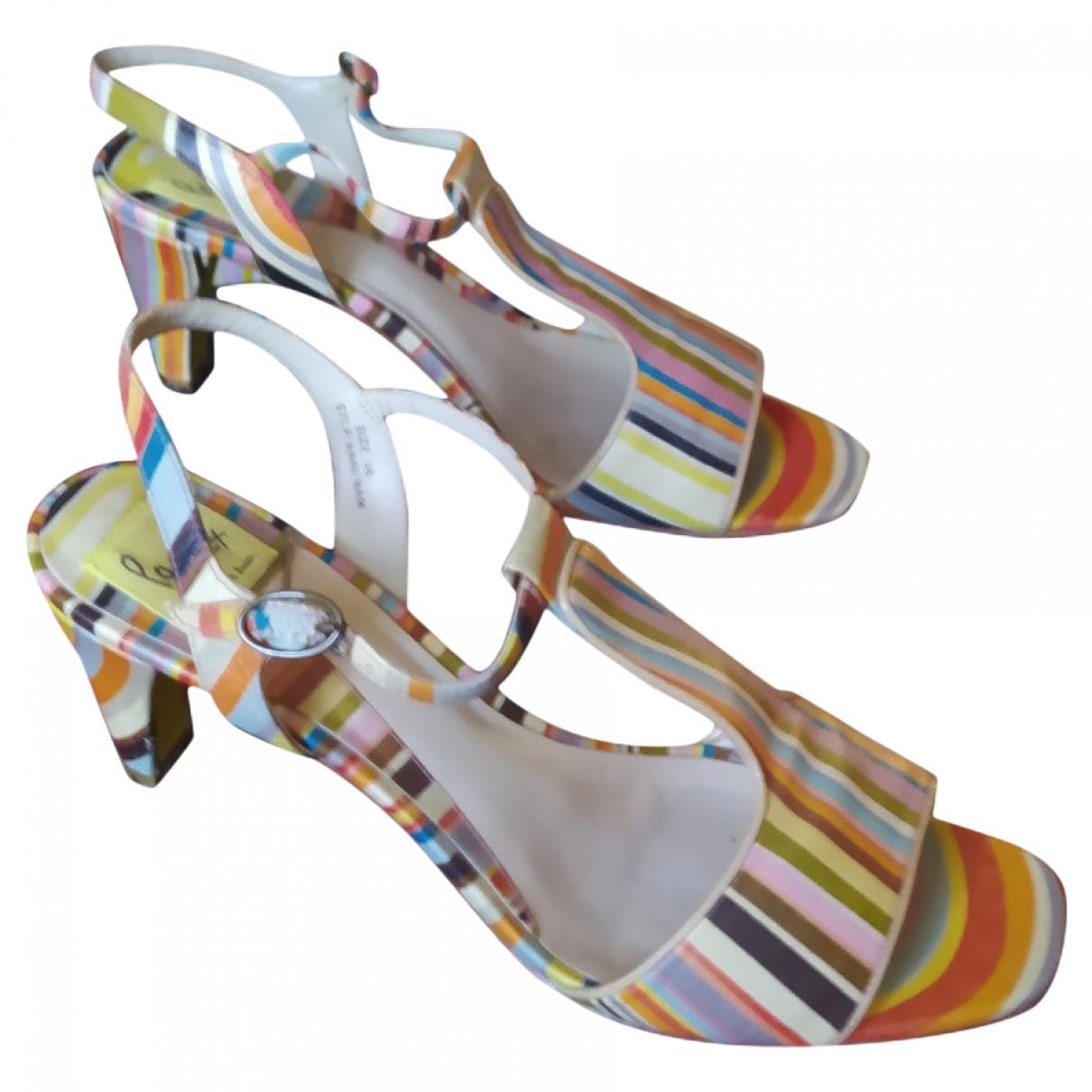 Paul Smith \N Multicolour Leather Sandals for Women 36 EU