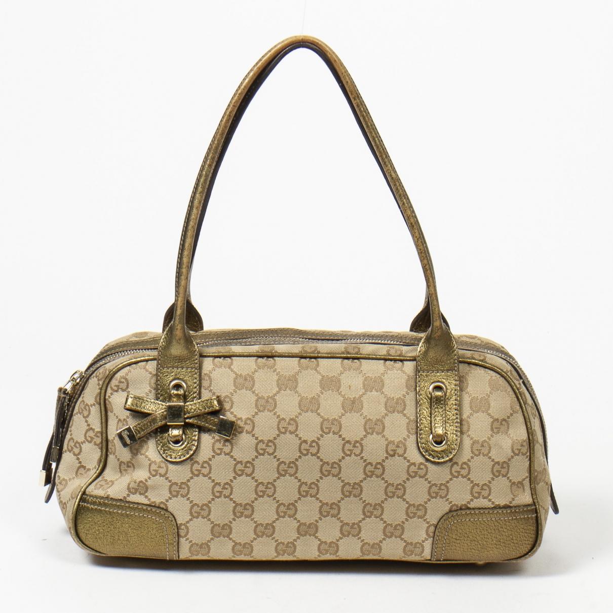 Gucci - Sac a main   pour femme en coton