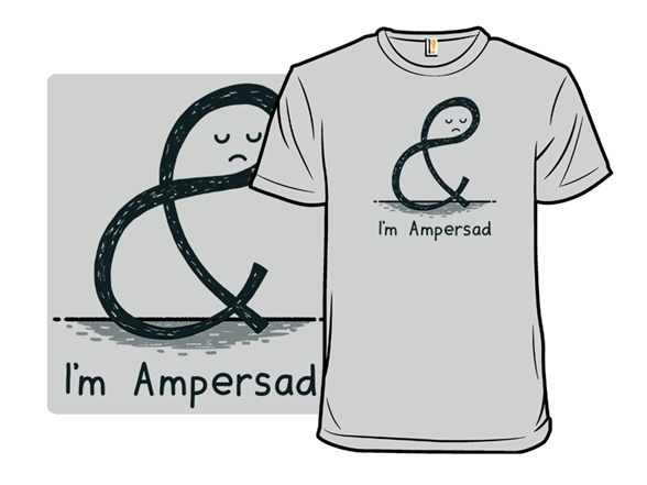 Ampersad T Shirt