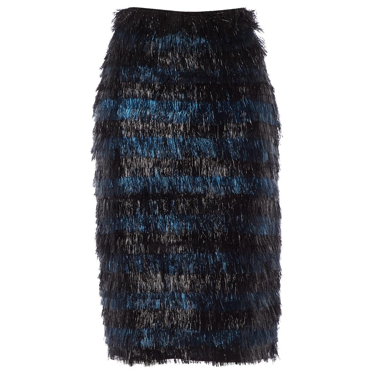 Burberry - Jupe   pour femme - bleu