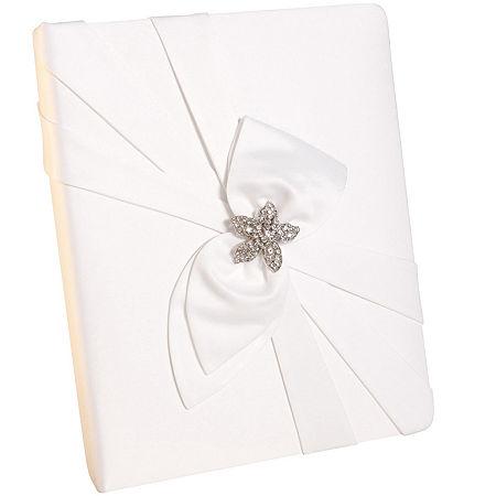 Ivy Lane Design Eva Memory Book, One Size , White