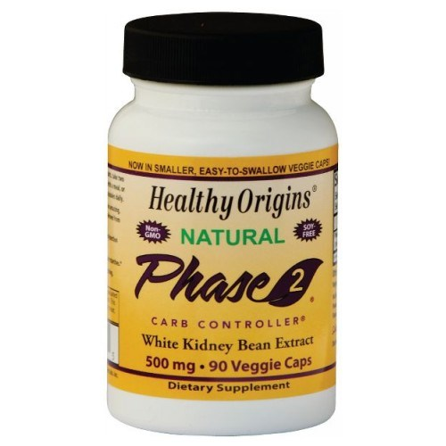 PHASE 2 STARCH NEUTRAL 90 Veg Caps by Healthy Origins