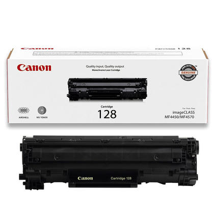 Canon ImageClass MF4570dn Original Black Toner Cartridge
