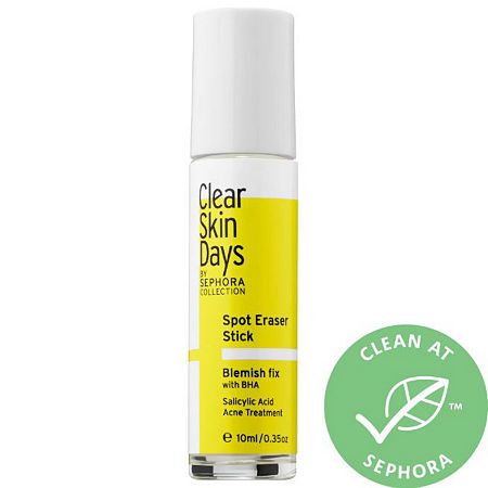 SEPHORA COLLECTION Clear Skin Days by Sephora Collection Spot Eraser Stick, One Size , Multiple Colors
