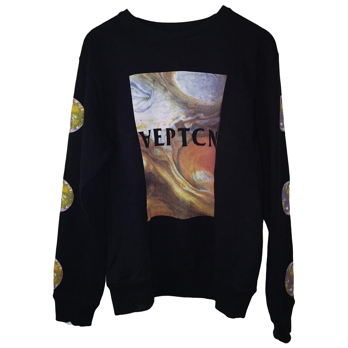 Soulland \N Black Cotton Knitwear & Sweatshirts for Men M International