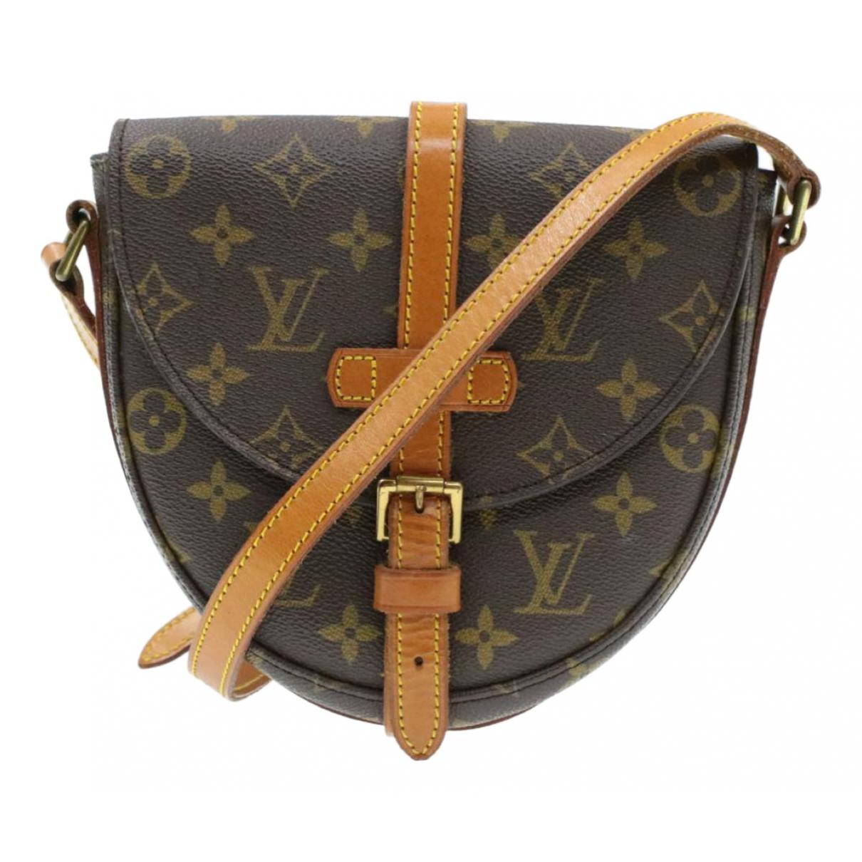 Louis Vuitton Chantilly Brown Cloth handbag for Women \N