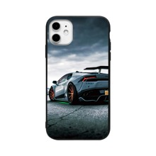 1pc Car Pattern iPhone Case