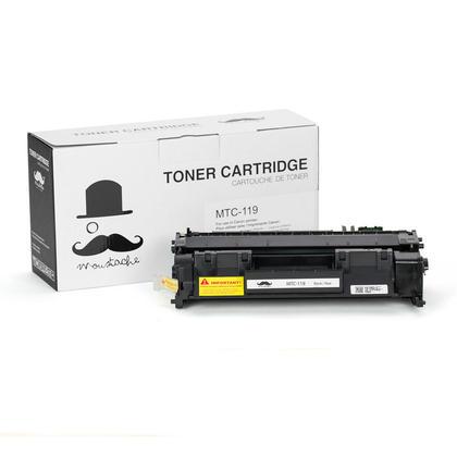 Compatible Canon ImageClass MF416DW Black Toner Cartridge - Moustache