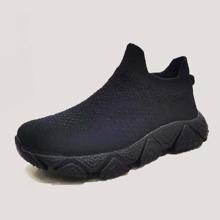 Zapatillas deportivas calcetin gruesas de hombres