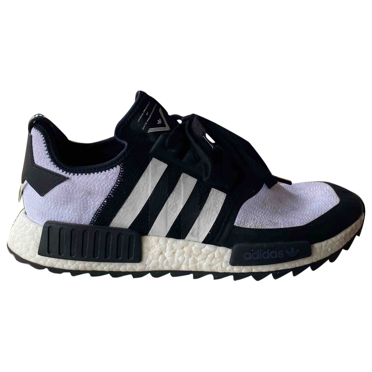 Adidas Nmd Sneakers in Leinen