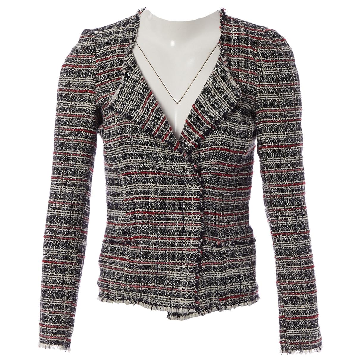 Isabel Marant Etoile \N Multicolour Cotton jacket for Women 36 FR