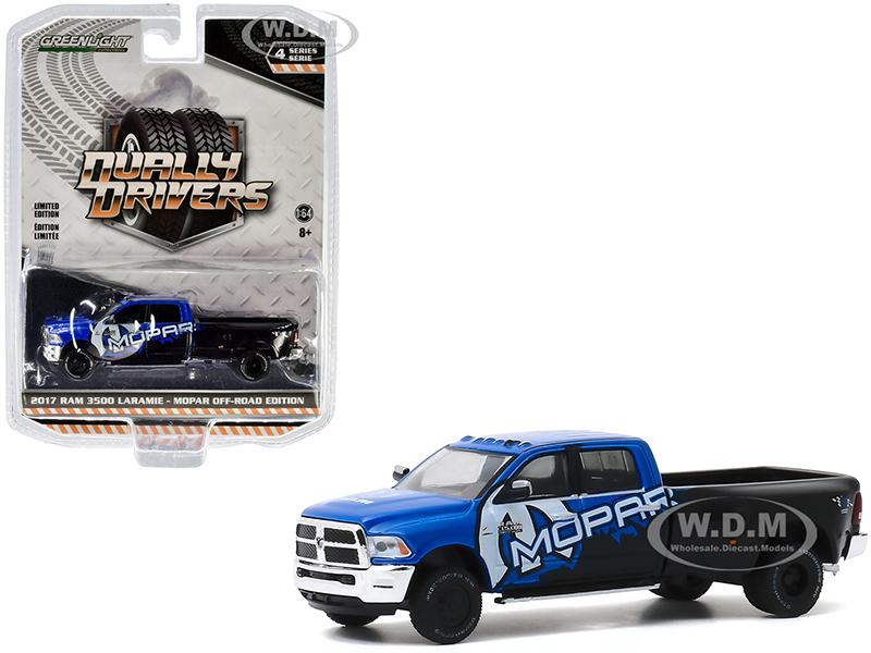 2017 RAM 3500 Laramie Dually Pickup Truck