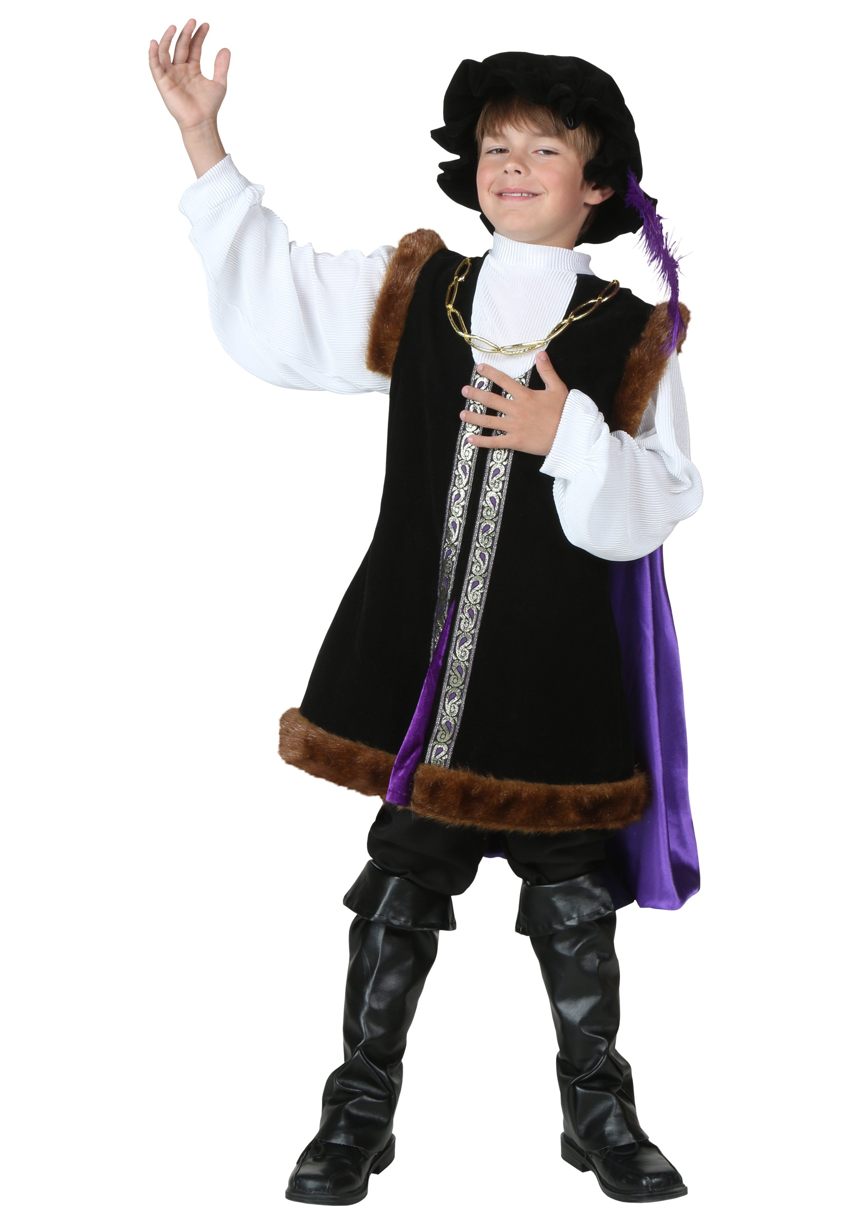 Noble Man Costume for Kids   Exclusive   Made By Us
