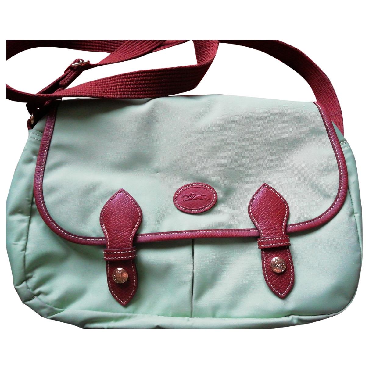 Longchamp \N Green handbag for Women \N