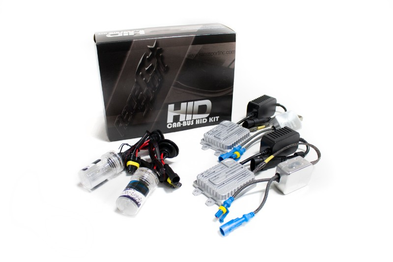 Race Sport Lighting 9004-8K-GEN6 9004 8K Gen6 Canbus HID SLIM Ballast 99% Plug-&-Play Kit