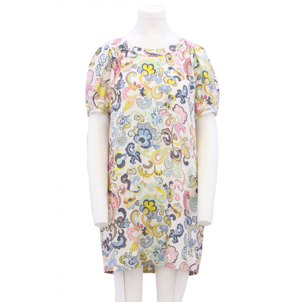 See By Chloé \N Multicolour Silk dress for Women 38 FR