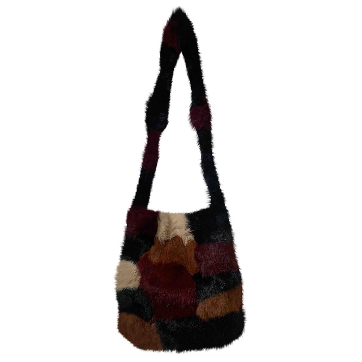 Non Signé / Unsigned \N Multicolour Rabbit handbag for Women \N