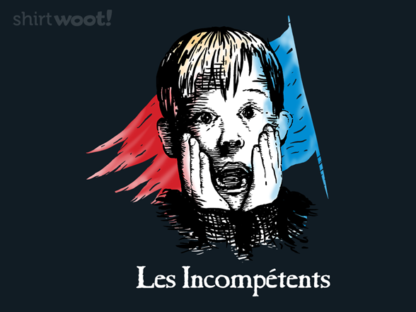 Les Incompetents T Shirt