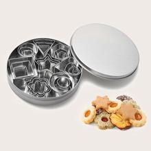 24 piezas molde de galleta