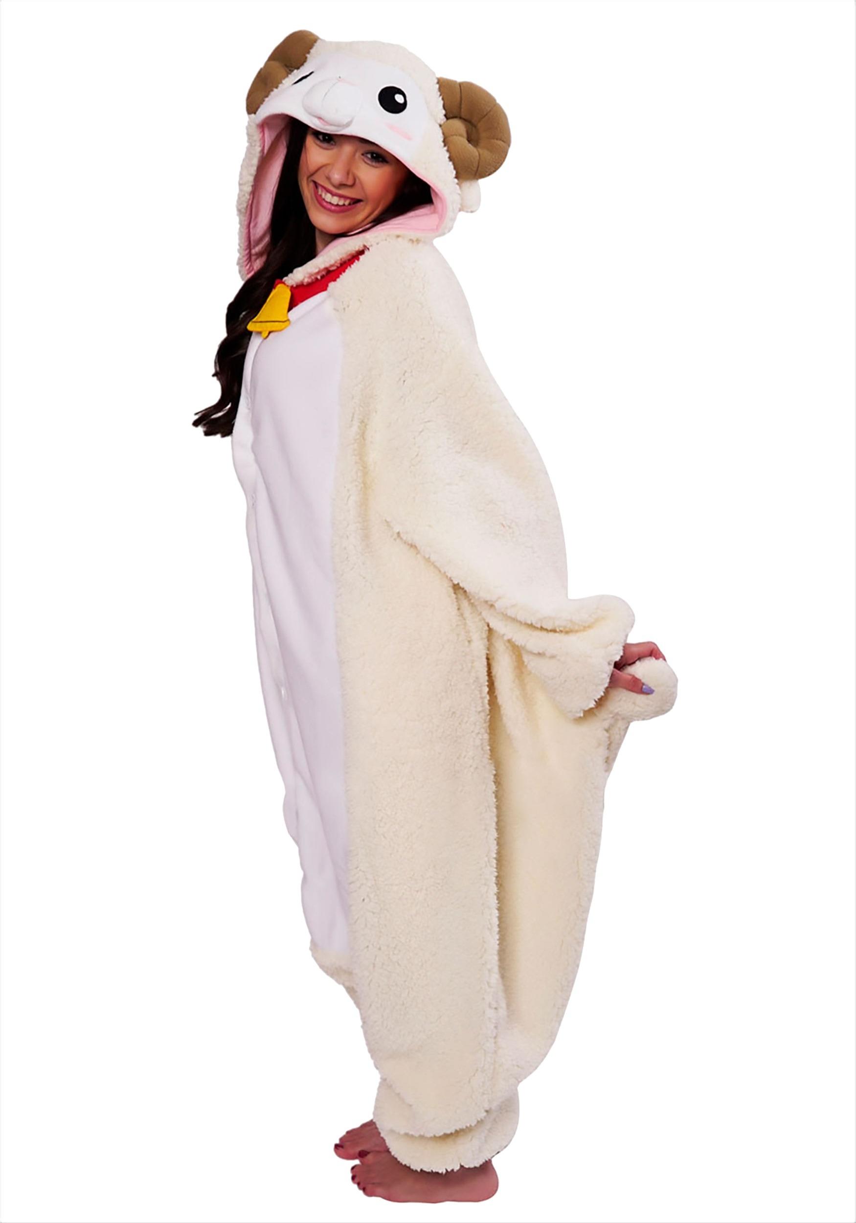 Sheep Adult Kigurumi