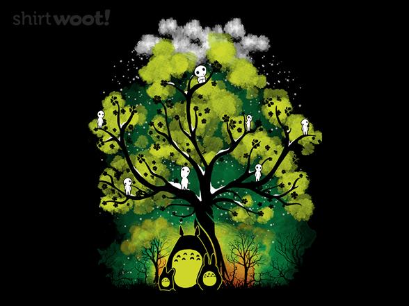 Neighbor's Forest T Shirt