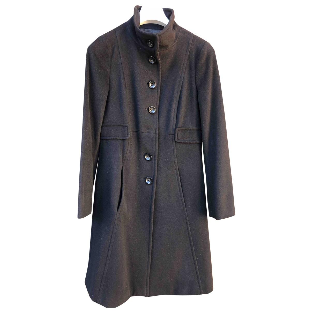 Intrend - Manteau   pour femme en laine - noir