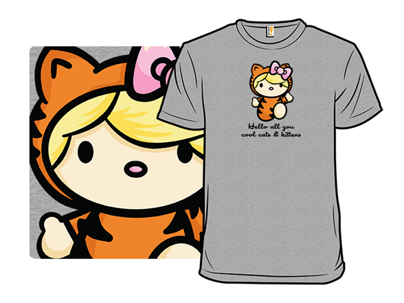 Hello Carole T Shirt