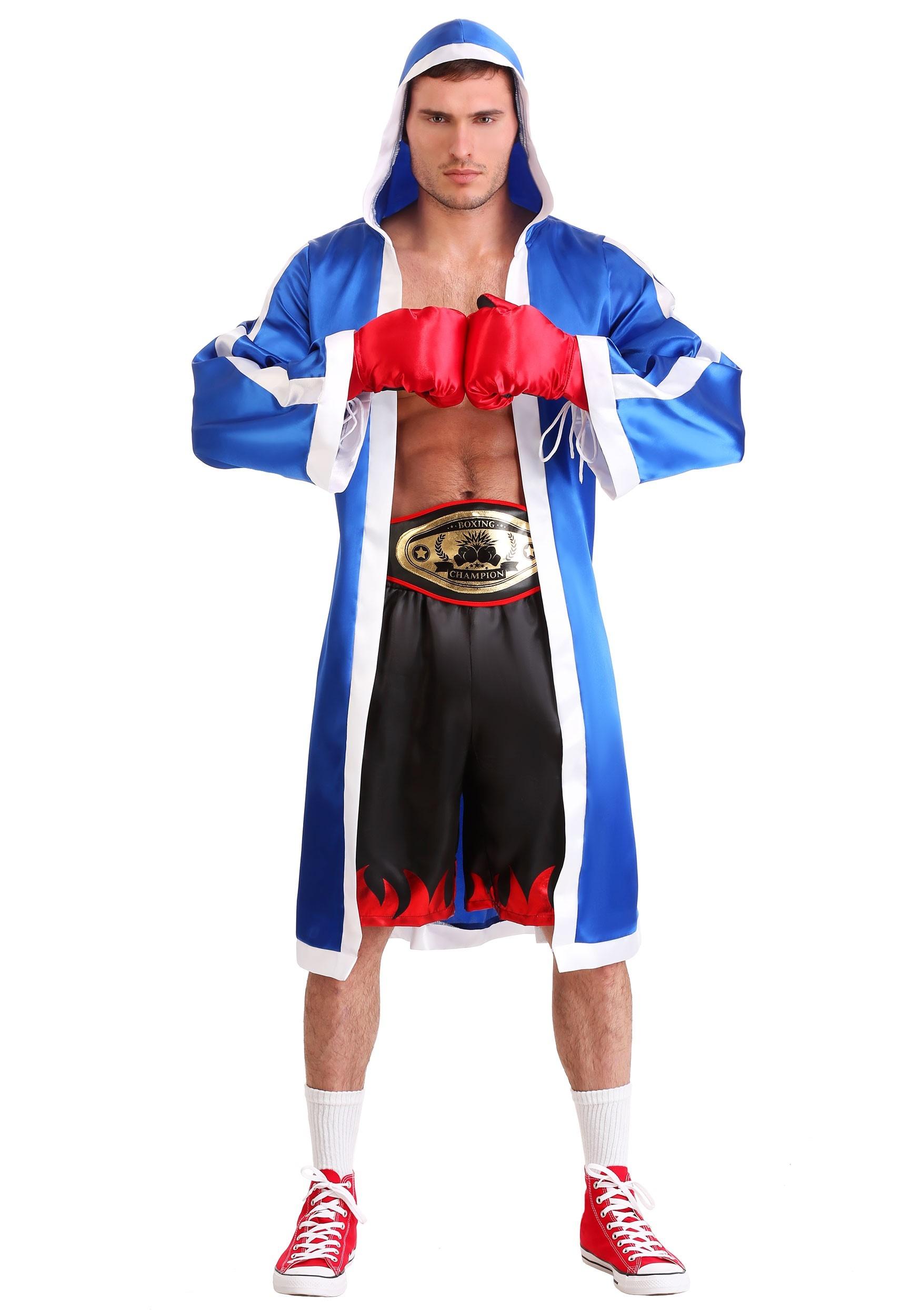 Boxing Champ Adult Costume